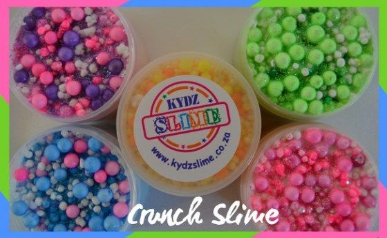 Category 2 Crunch Slime
