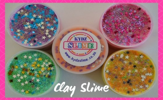Category 3 Clay SLime
