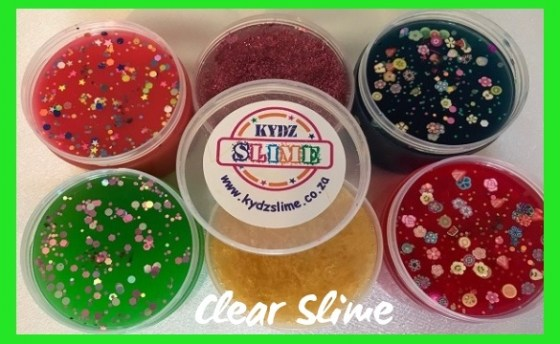 Category 8 Clear Slime