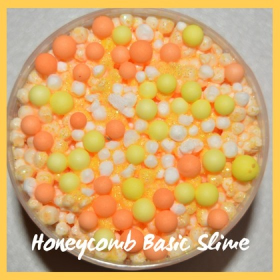 BAS005 Honeycomb Basic Slime  sub catergory