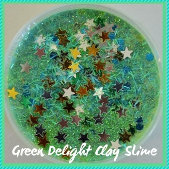 CLBS011 Green Delight Clay Sub category pic