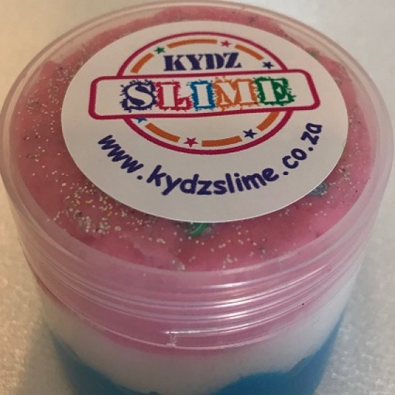 CLS030 Candy Floss Cloud Slime   Product page pic 2